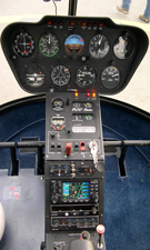 IFR Instrument Panel