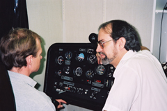 ATC 112H Helicopter Simulator