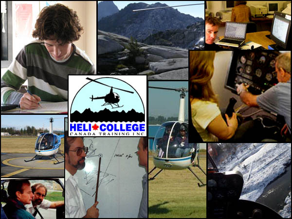 Heli-College Canada Training Inc.